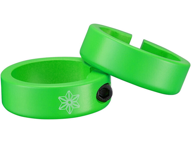 Supacaz Star Ringz grön